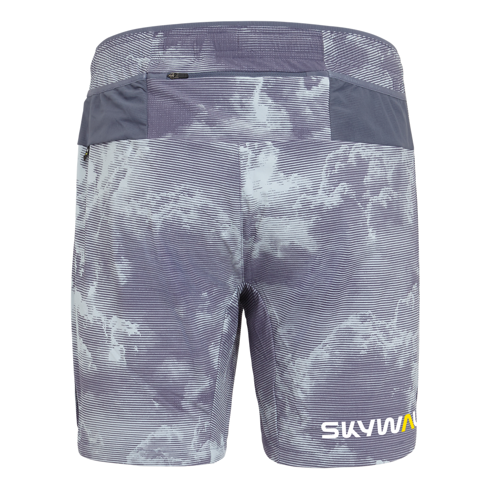 X-ALPS DST Shorts Men - grisaille