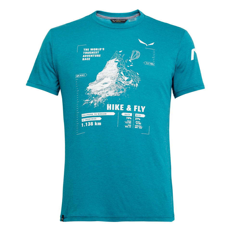 X-ALPS T-Shirt Men - malta
