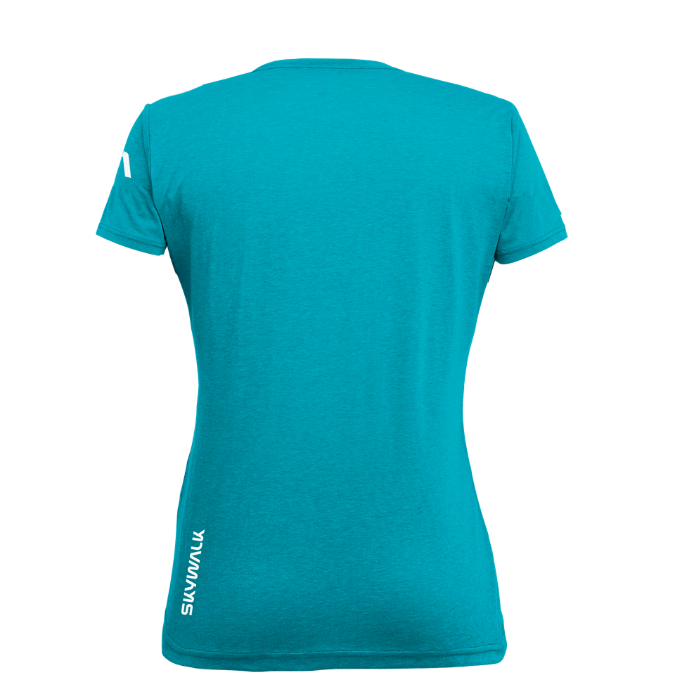 X-ALPS Shirt_Women_ocean_back