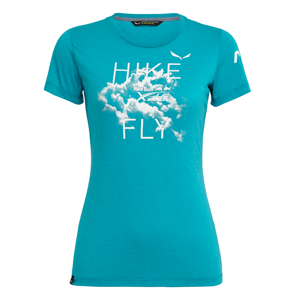 X-ALPS T-Shirt women - ocean